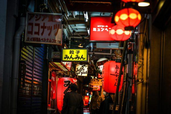 今は無き新宿は歌舞伎町の裏ビデオ村